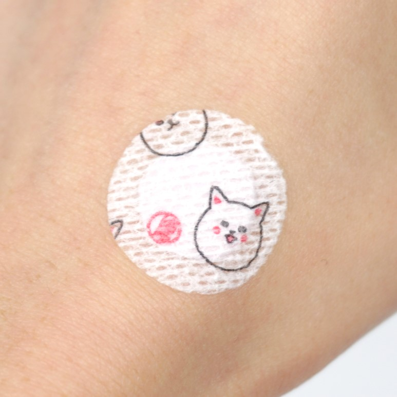 Etude House Body Spot Patch review