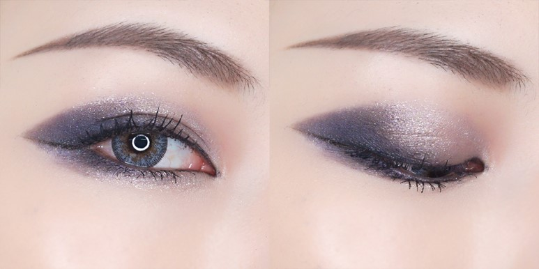 Etude House My Little Nut Fantastic Color Eyes review