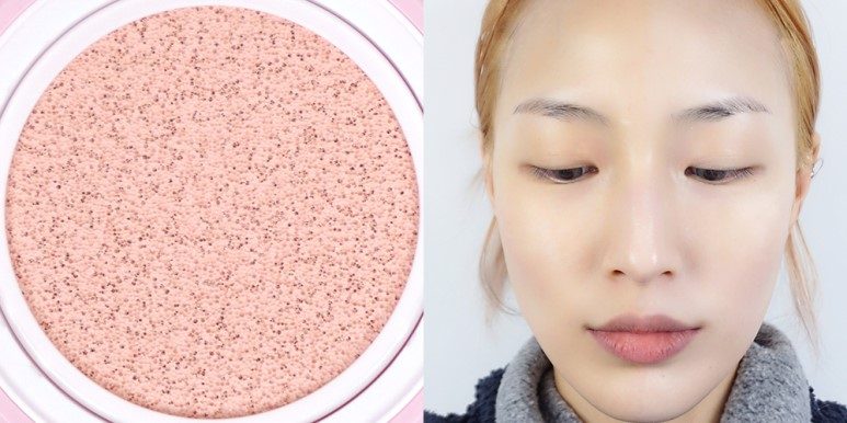 Etude House Any Cushion Color Corrector review