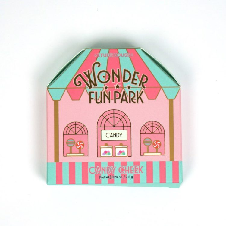 Etude House Wonder Fun Park Candy Cheek review