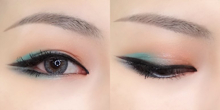 Etude House Wonder Fun Park Color Eyes review
