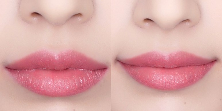 Espoir Lipstick No Wear Live review
