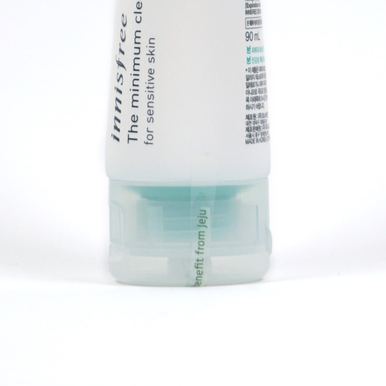 Innisfree The Minimum Cleansing Lotion review