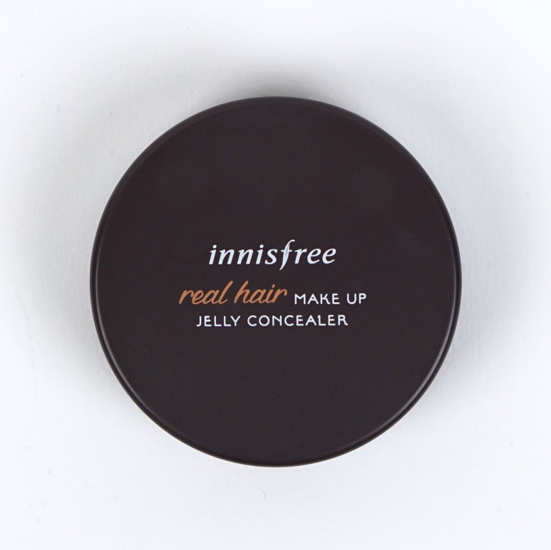 Innisfree Real Hair Make Up Jelly Concealer review
