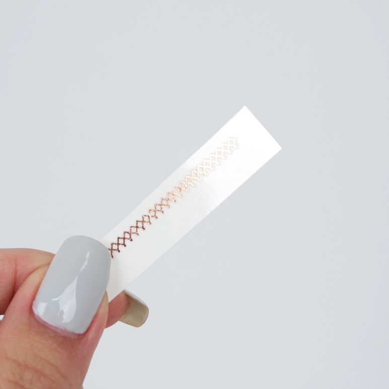 Innisfree Self Nail Sticker Body review