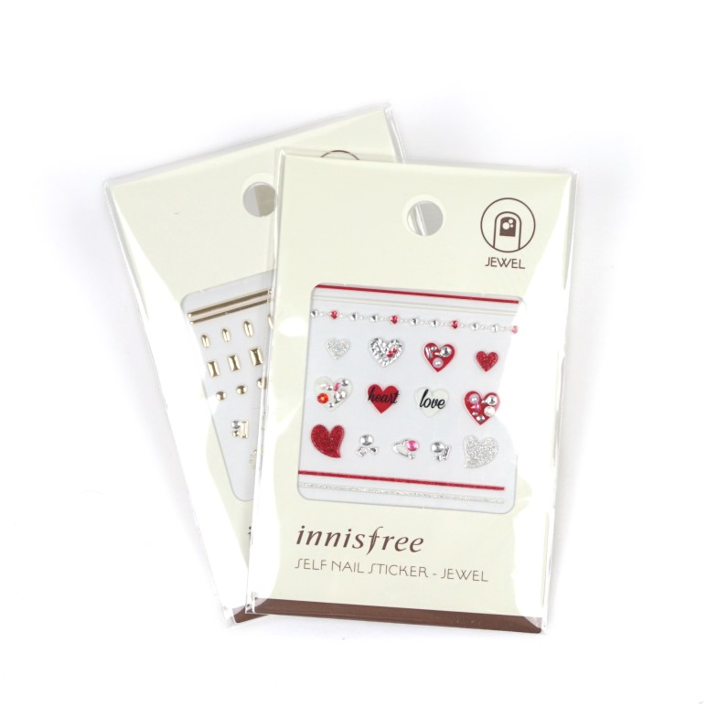 Innisfree Self Nail Sticker Jewel review