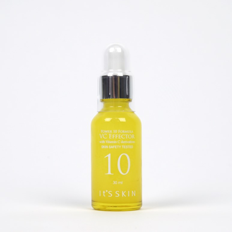 It's Skin Power 10 Formula VC Effector review