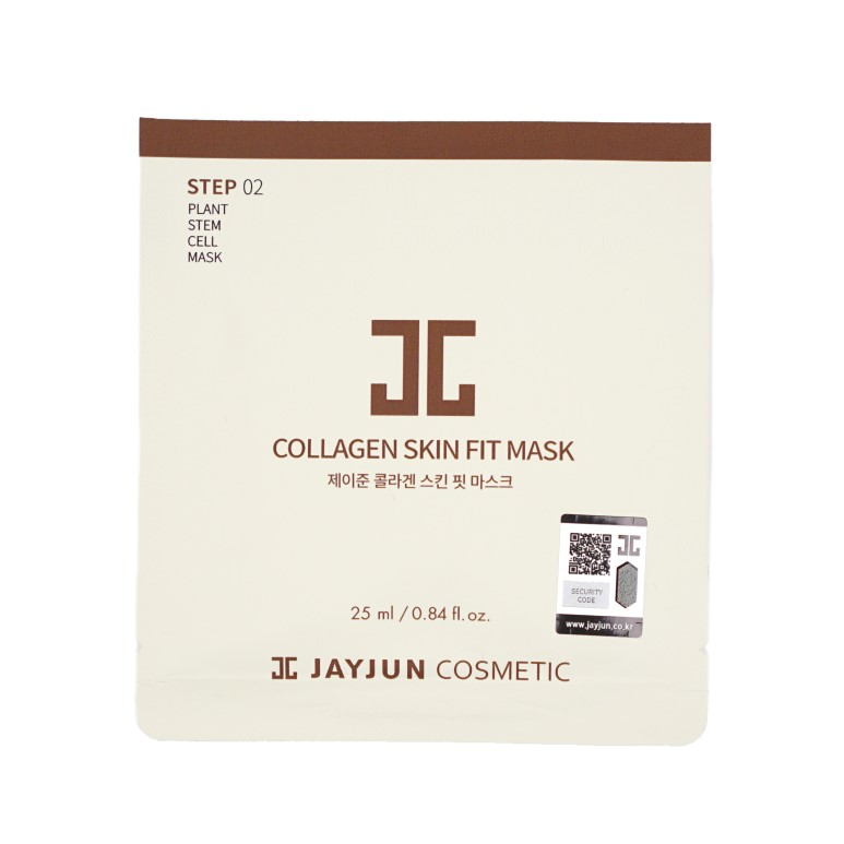 Jay Jun Collagen Skin Fit Mask review