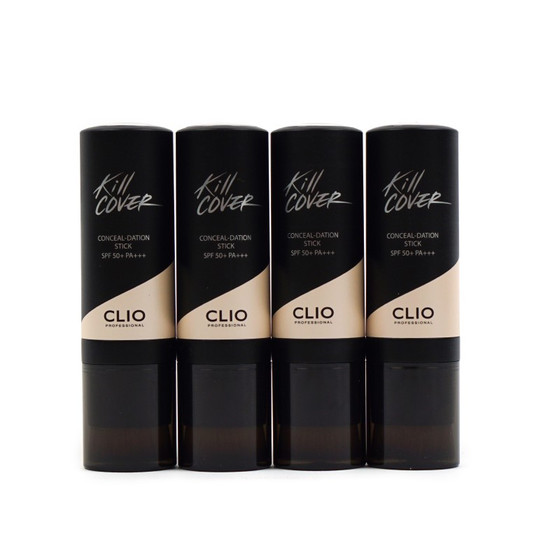 Clio Kill Cover Conceal-Dation Stick review