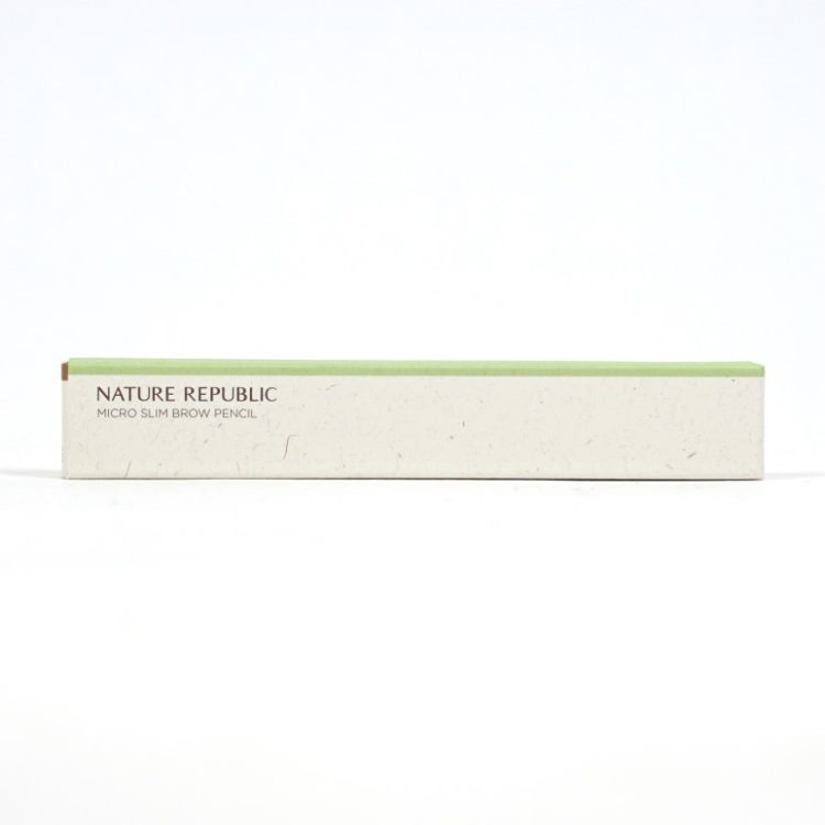 Nature Republic Micro Slim Brow Pencil review