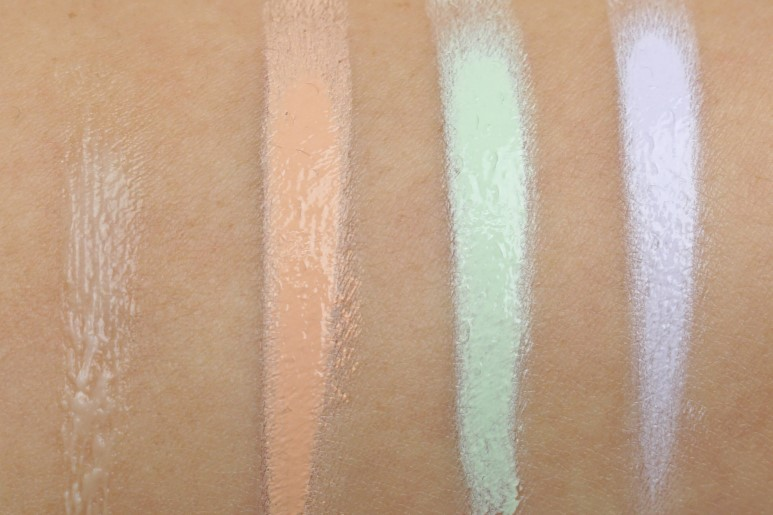 Missha Multi Color Corrector review