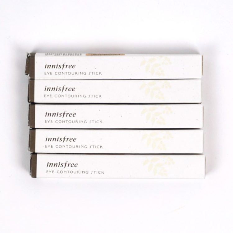 Innisfree Eye Contouring Stick Round review