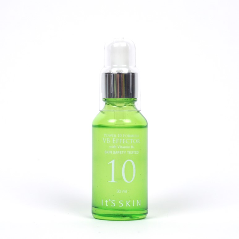 It's Skin Power 10 Formula VB Effector review