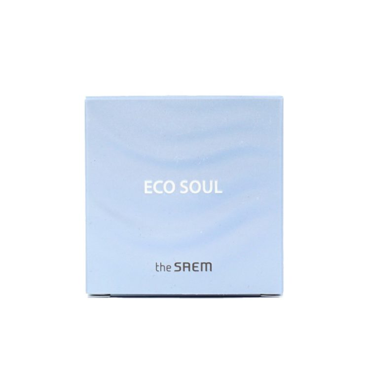 The Saem Eco Soul Essence Cushion Aqua Max review