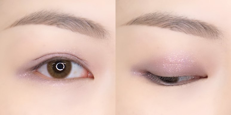 Rivecowe Easy Effect Stick Eyeshadow review