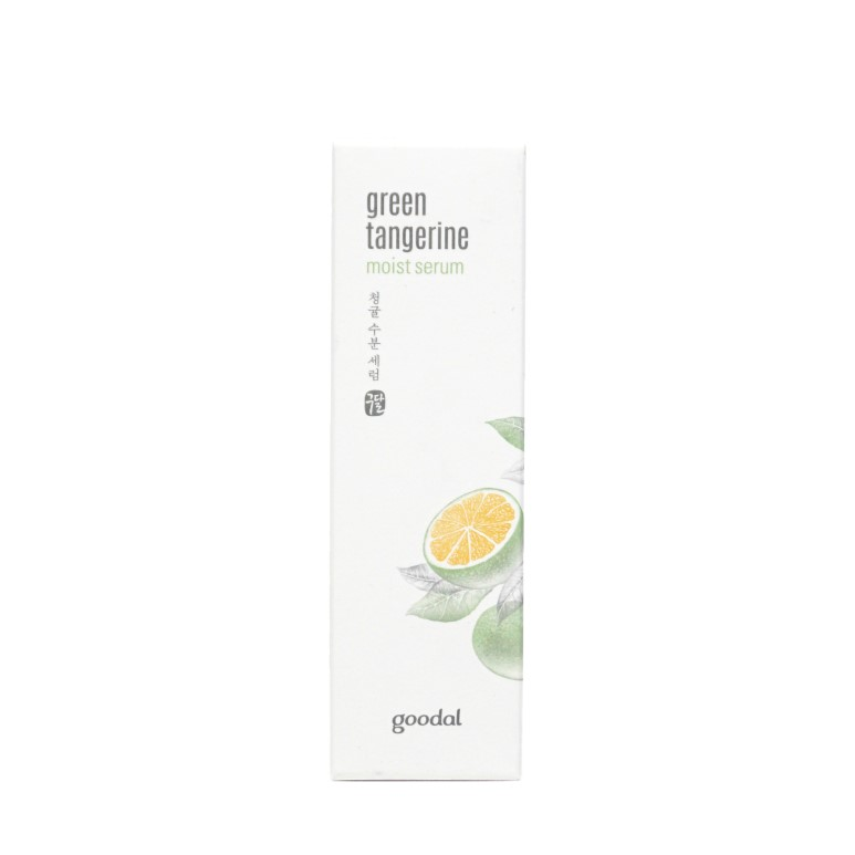Goodal Green Tangerine Moist Serum review