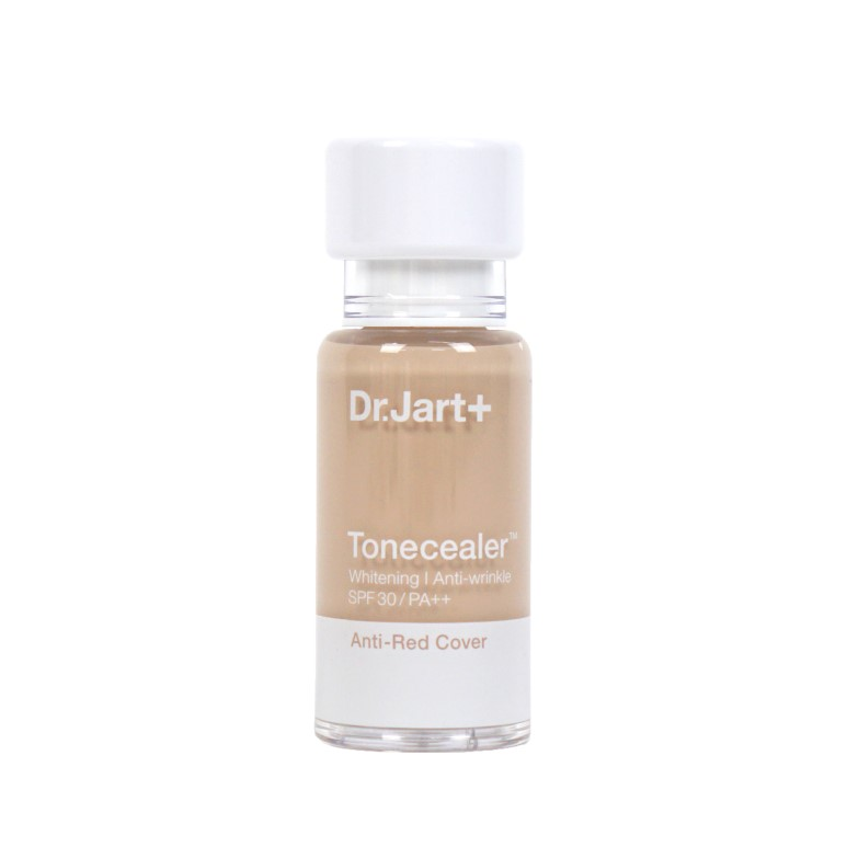 Dr.Jart+ Tonecealer Anti-Red Cover review
