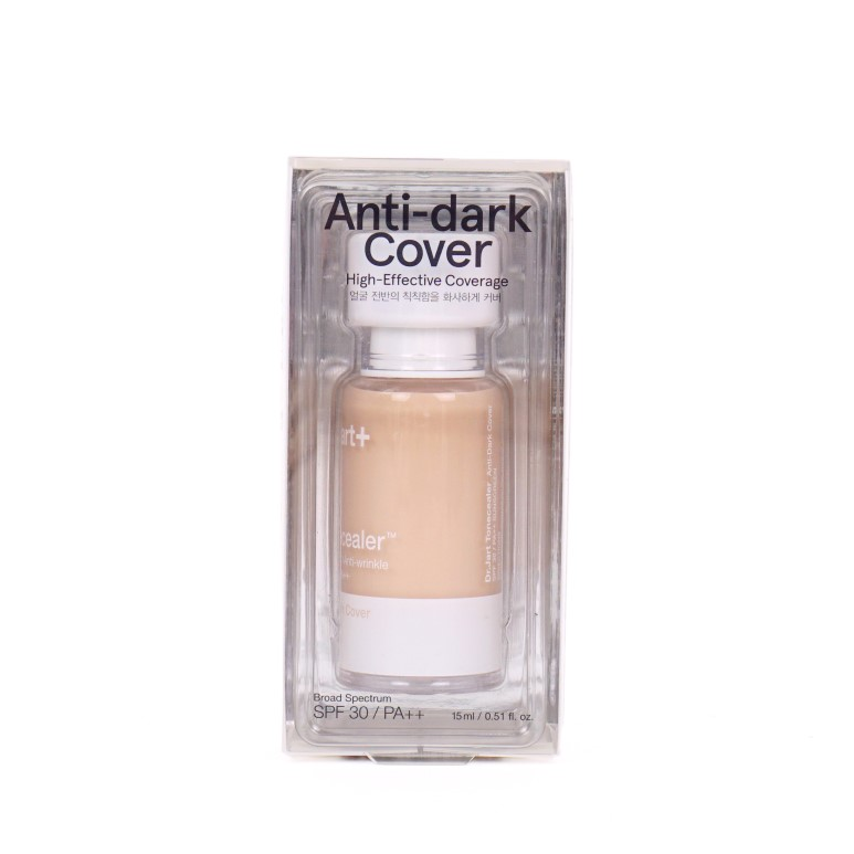Dr.Jart+ Toncealer Anti-Dark Cover review