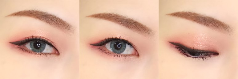 Etude House Play Color Eyes Cherry Blossom review