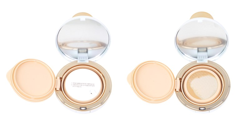 Nature Republic Ginseng Royal Silk Cover Foundation review