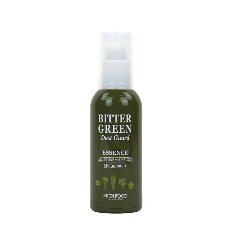 SkinFood Bitter Green Dust Guard Essence review