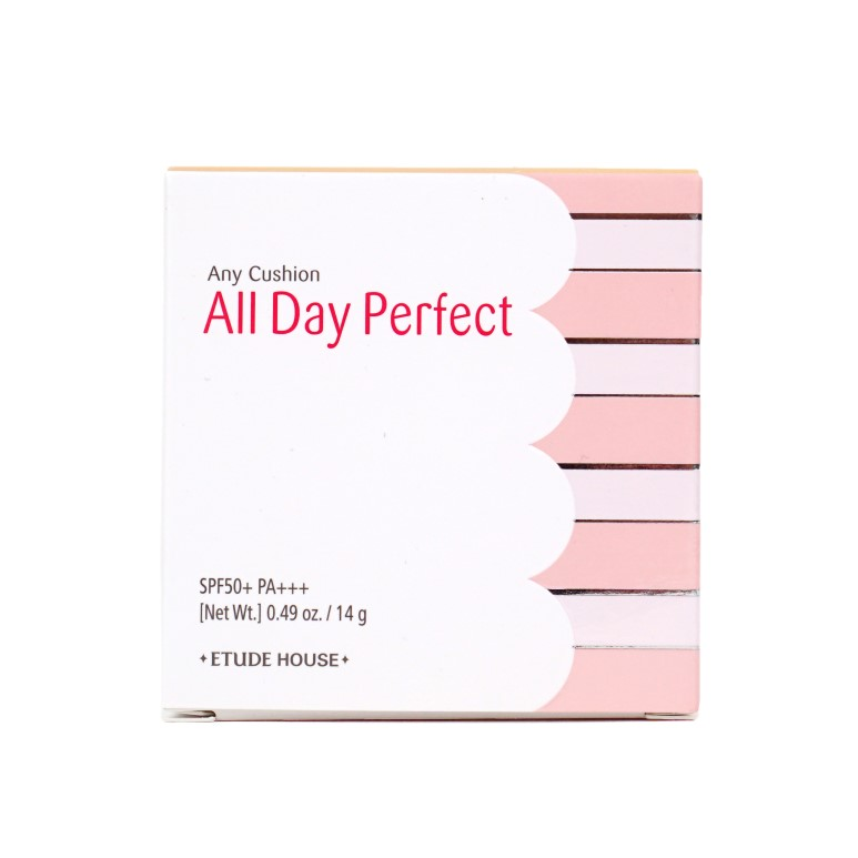 Etude House Any Cushion All Day Perfect review