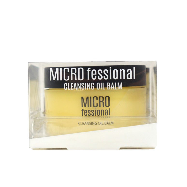 CLIO Micro Fessional Cleansing Oil Balm review