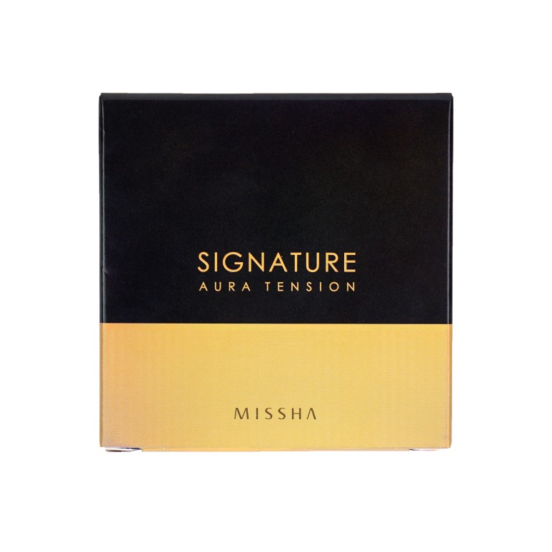 Missha Signature Aura Tension Long Wear Cover review