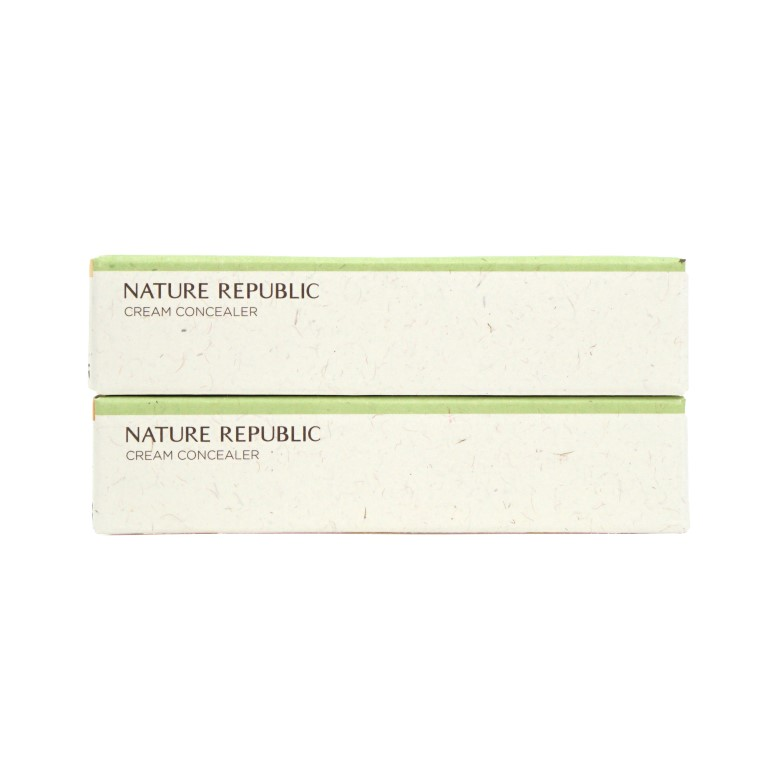 Nature Republic Botanical Cream Concealer review