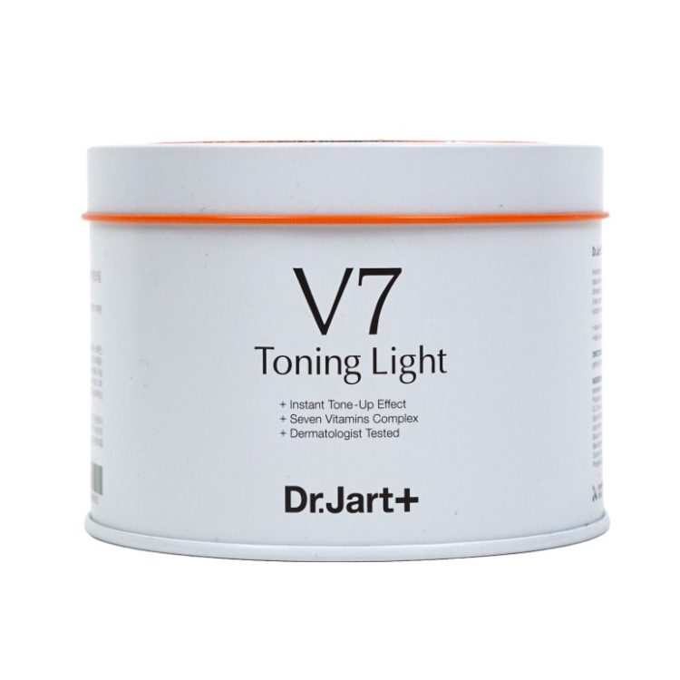 Dr.Jart+ V7 Toning Light review