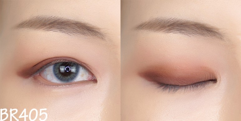 Etude House Cashmere Fit Eyes review