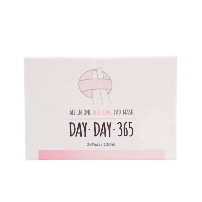 Wish Formula Day Day 365 All In One Boosting Pad Mask review