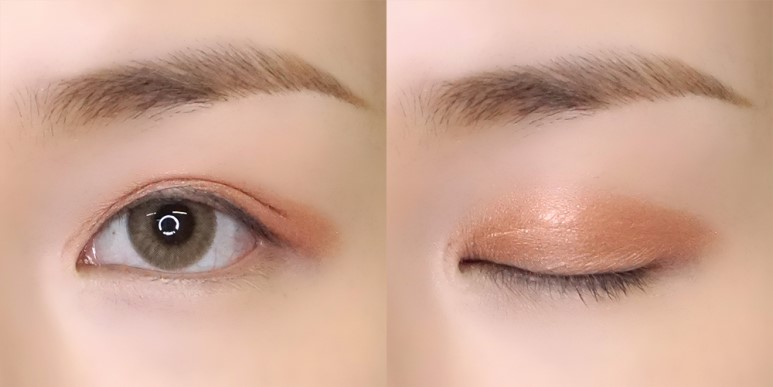Innisfree My Palette My Eyeshadow Shimmer review