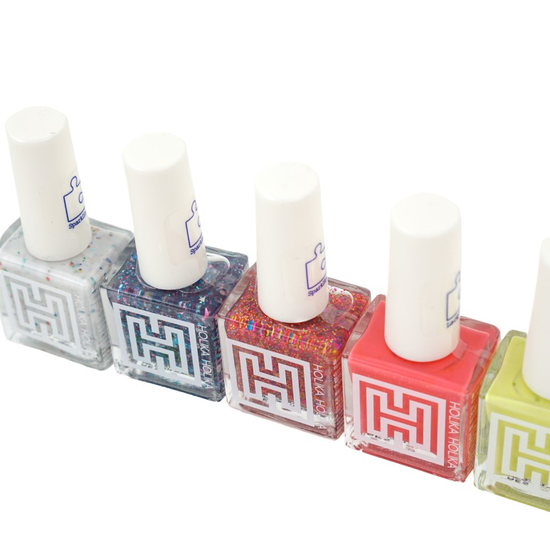 Holika Holika Piece Matching Nails Sweet Topping Bar Nail Collection review
