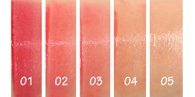 Tonymoly Perfect Lips Rouge Gloss review