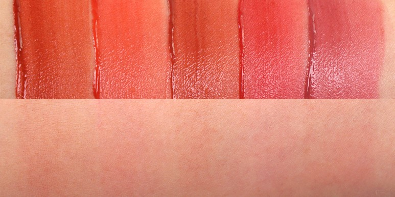 Peripera Ink The Airy Velvet 17FW New Colors review