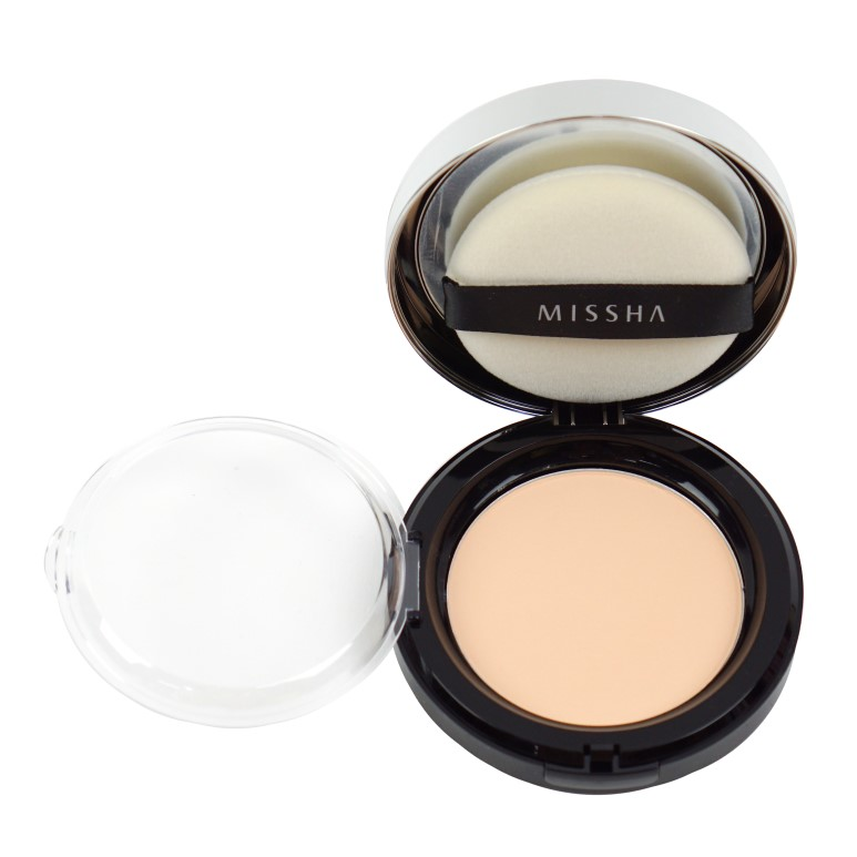 Missha Pro-Touch Powder Pact review