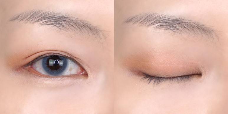 Etude House Satin Fit Eyes review