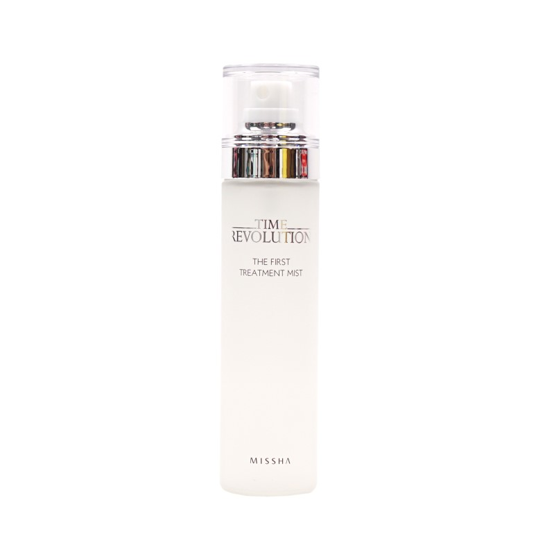 MISSHA Time Revolution The First Treatment Mist review