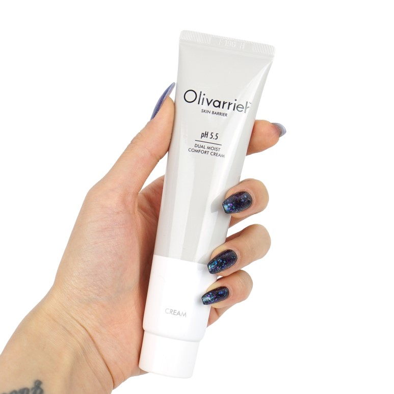 Olivarrier Dual Moist Comfort Cream review