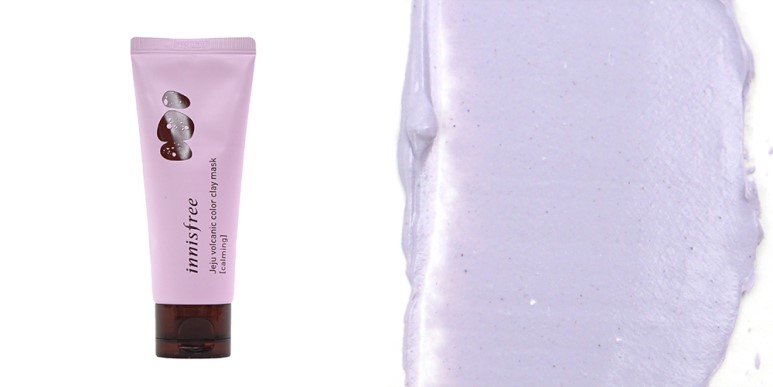 innisfree Jeju Volcanic Color Clay Mask review