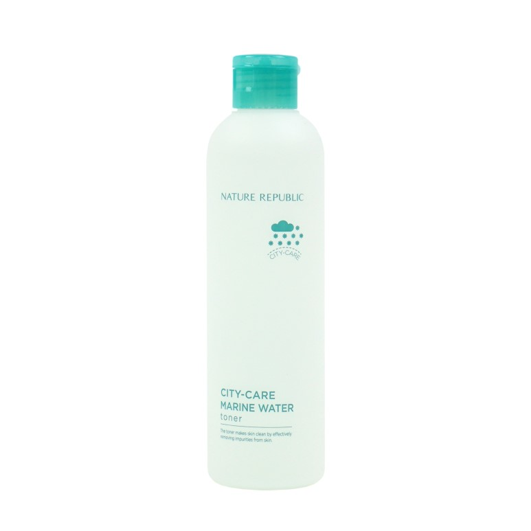 NATURE REPUBLIC City-Care Marine Water Toner review