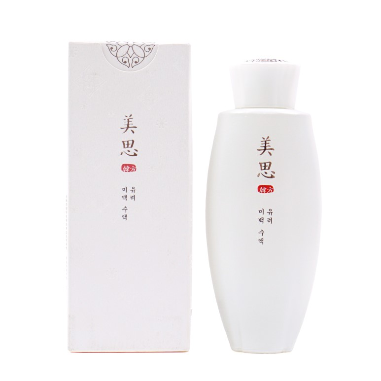 MISSHA Yoryeo Whitening Toner review