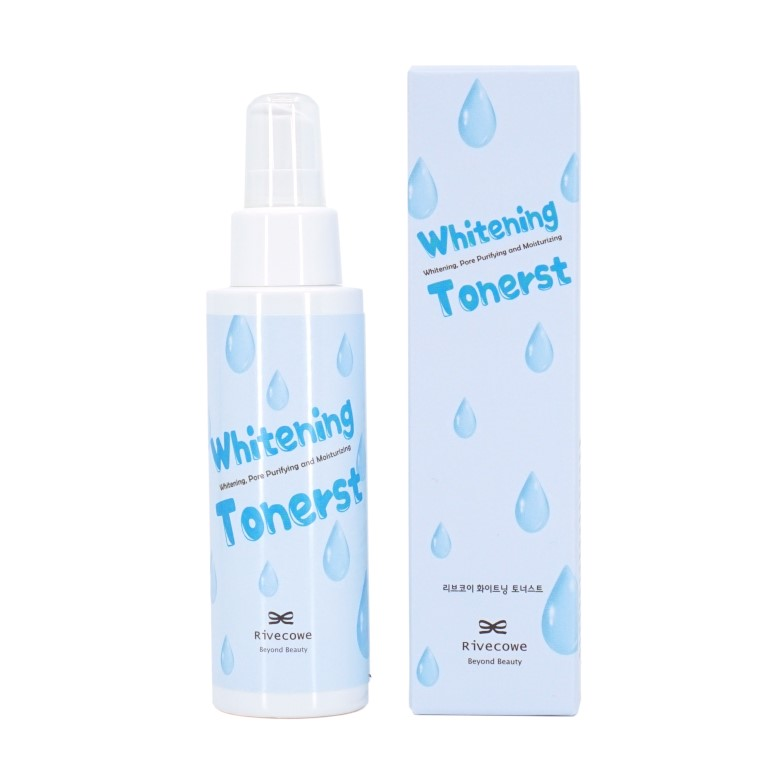 Rivecowe Whitening Tonerst review