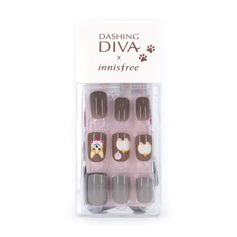 innisfree Dashing Diva Magic Press Puppy Collection review