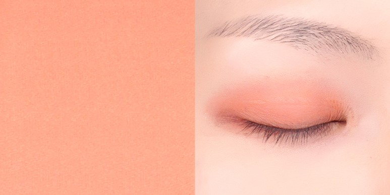 ETUDE HOUSE Play Color Eyes Peach Farm review