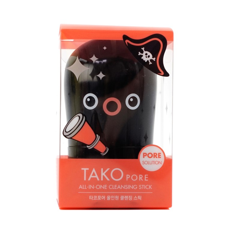 TONYMOLY Tako Pore All-in-One Cleansing Stick review