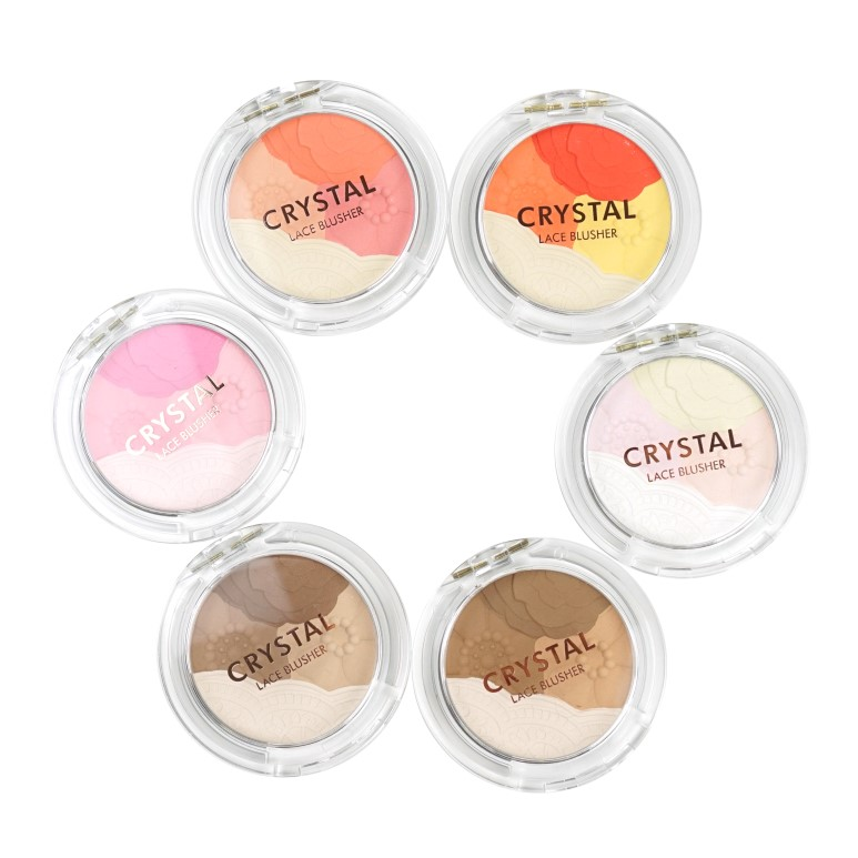 TONYMOLY Fabric Collection Crystal Lace Blusher review