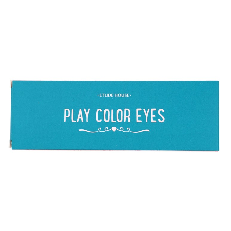 ETUDE HOUSE Play Color Eyes Beach Party review
