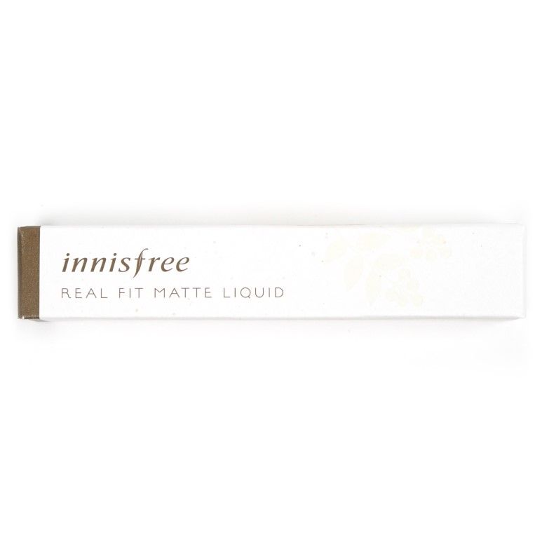 innisfree Real Fit Matte Liquid review